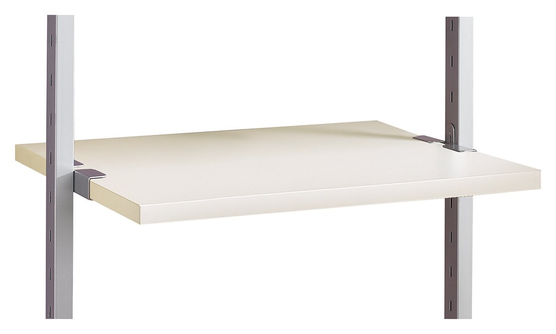 Image of Spacepro Aura 550mm Shelf - White