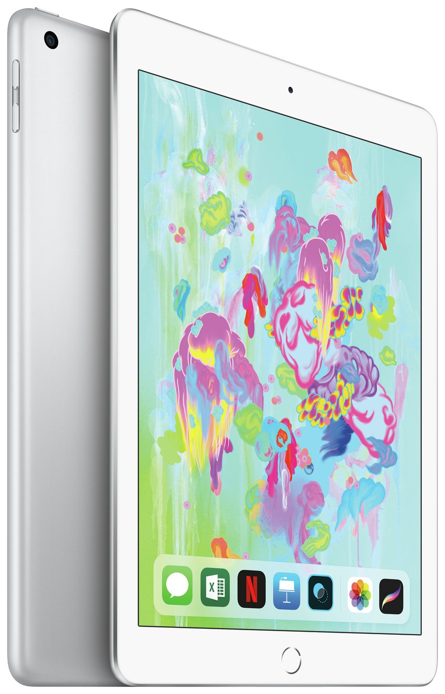 iPad 2018 6th Gen 9.7 Inch Wi-Fi 32GB- Silver