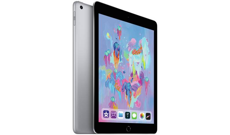 iPad 2018 6th Gen 9.7 Inch Wi-Fi 128GB- Space Grey