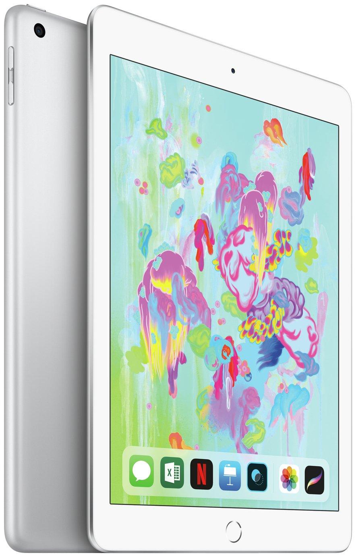 Ipad 2018 6th Gen 9 7 Inch Wi Fi Cellular Sim 32gb Silver