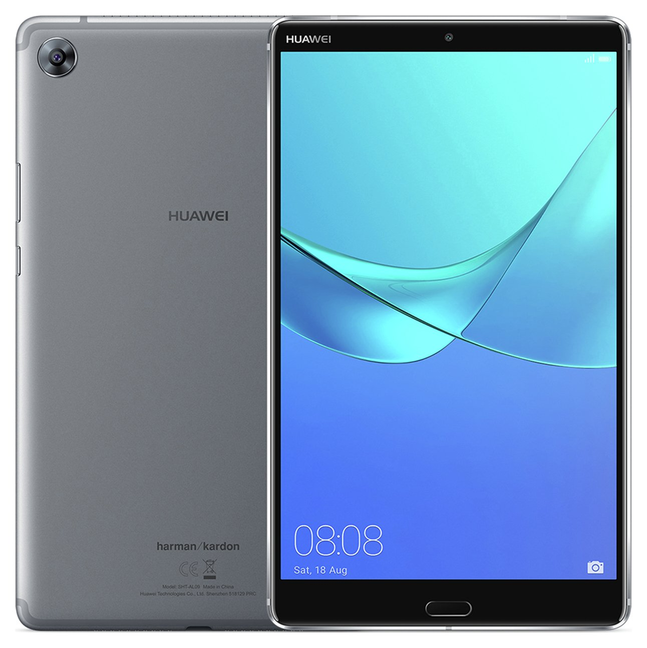Huawei MediaPad M5 8 Inch 32GB Tablet - Grey