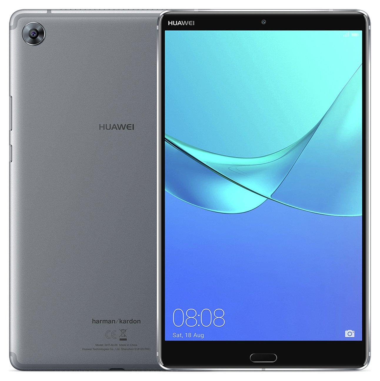 Image of Huawei MediaPad M5 8 Inch 32GB Tablet - Grey