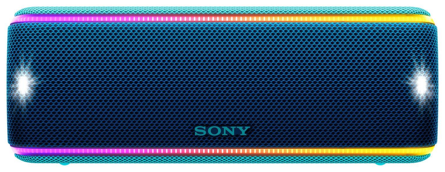 Sony SRS-XB31 Wireless Speaker - Blue