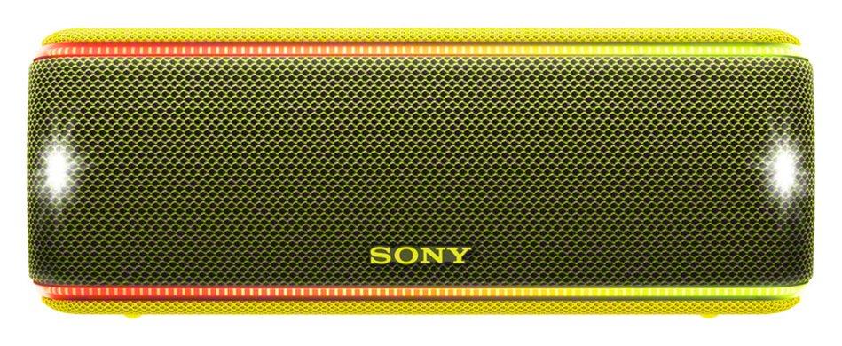 Sony SRS-XB31 Wireless Speaker - Yellow
