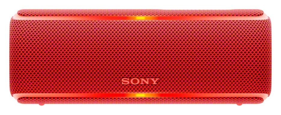 Sony SRS-XB21 Wireless Speaker - Red