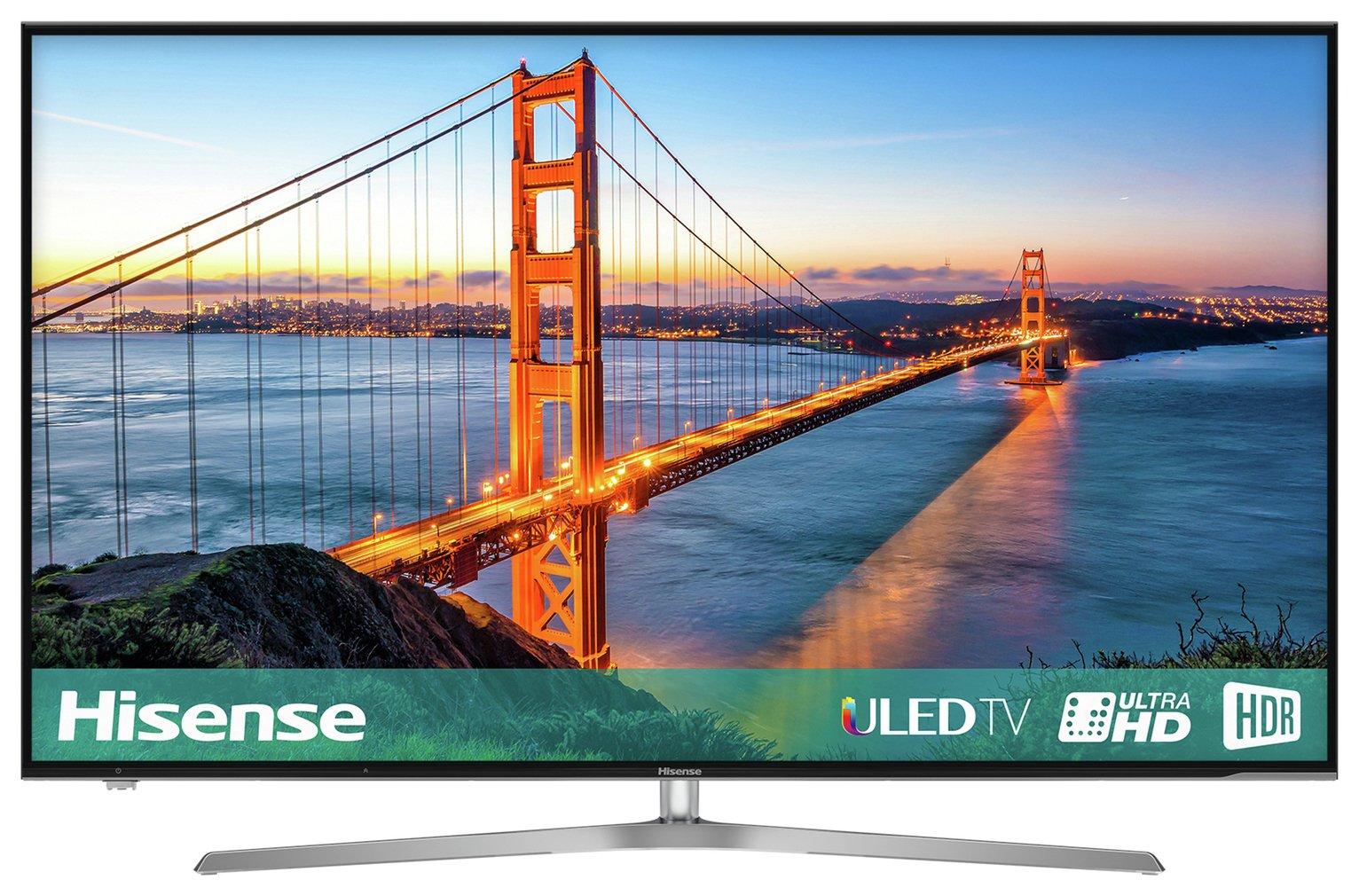 Image of Hisense 50 Inch 50U7AUK Smart 4K UHD TV with HDR