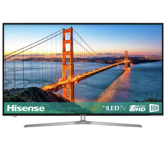 Buy Hisense 65 Inch 65u7auk Smart 4k Uhd Tv With Hdr Televisions