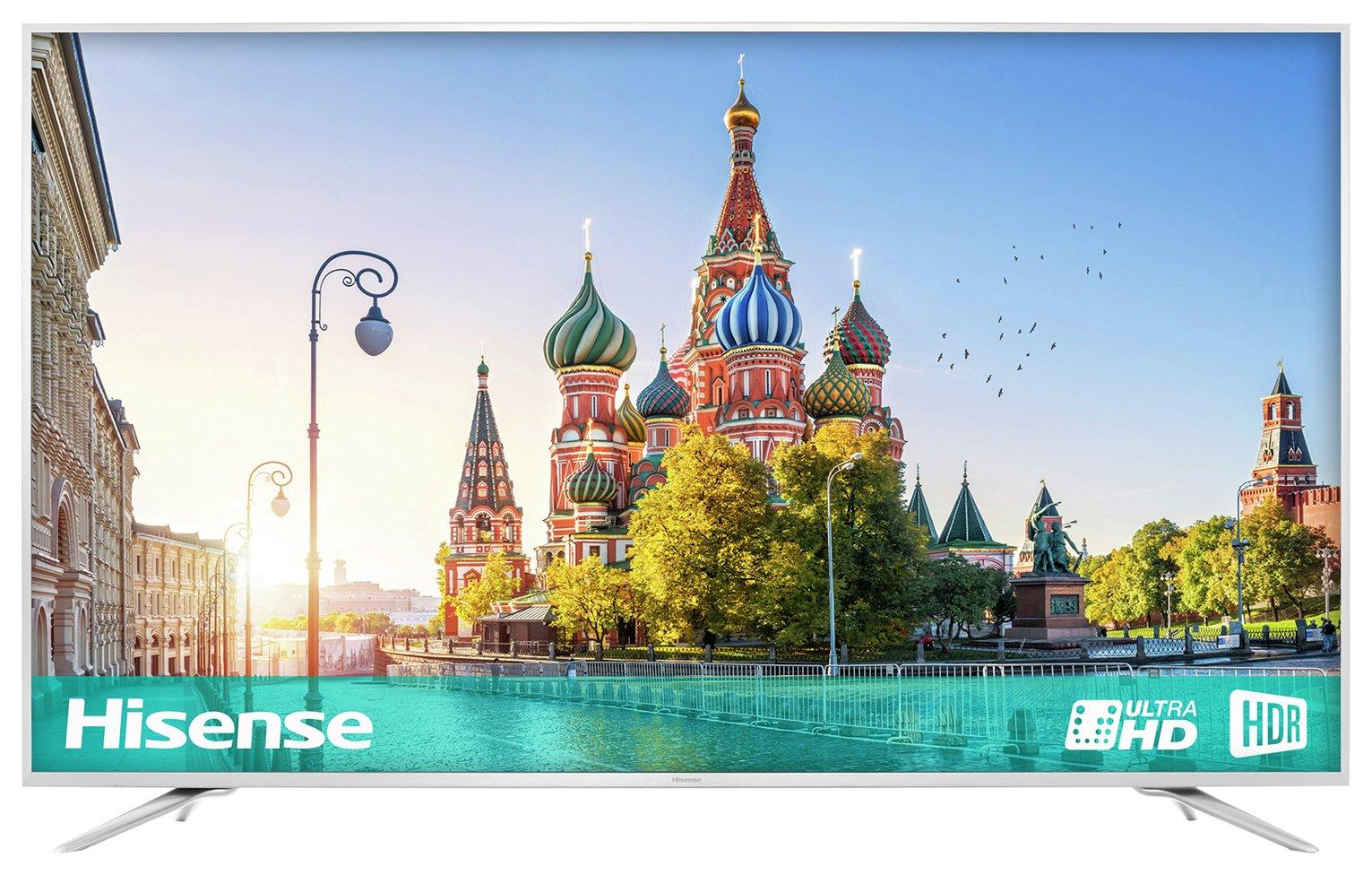 Hisense Hisense 75 Inch H75NEC6700UK Smart 4K UHD TV with HDR