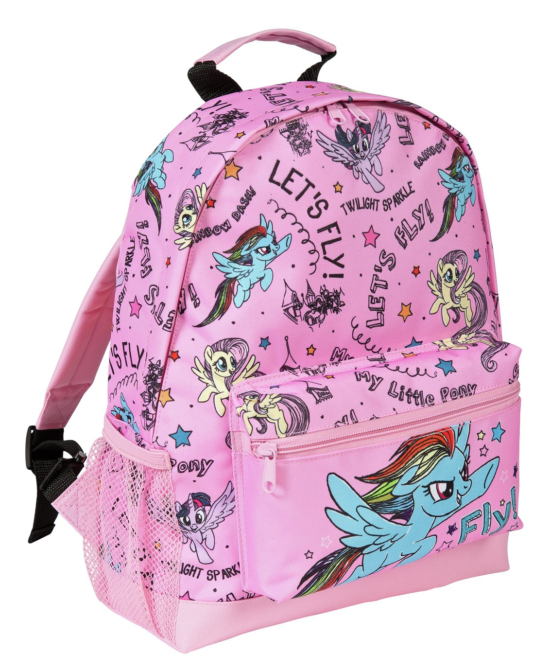 Image of My Little Pony Backpack - Pink