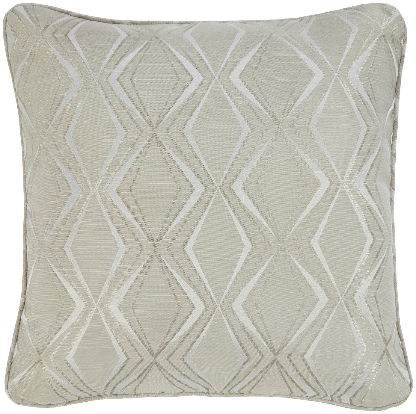 Julian Charles Ritz Cushion - Natural