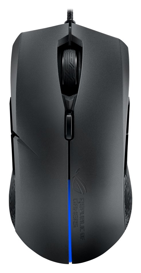 Asus ROG P302 Strix Evolve Wired Mouse