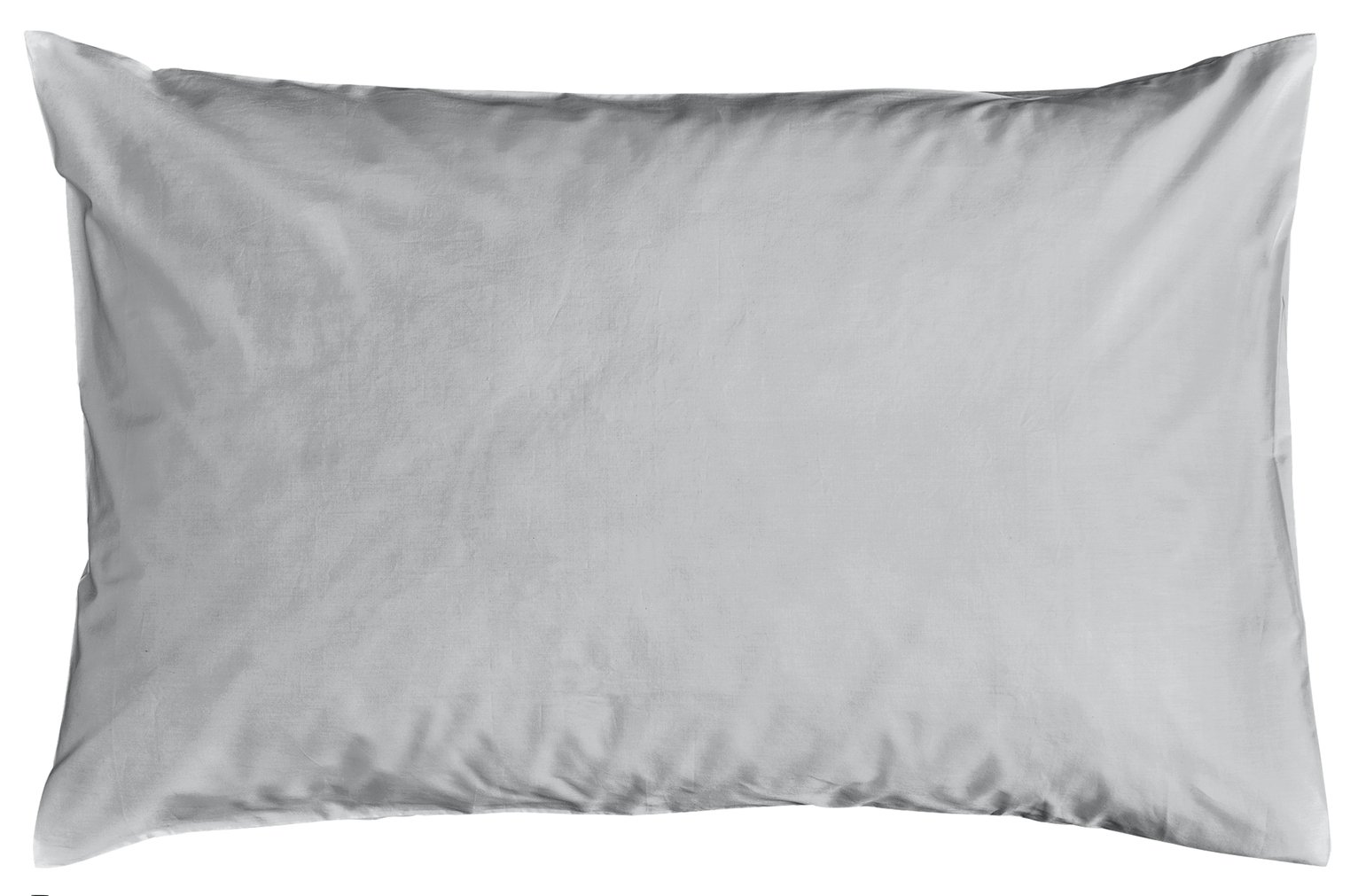 Argos Home Easycare 100% Cotton Standard Pillowcase Pair