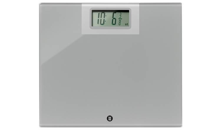 Weight Watchers Designer Precision Extra Wide Elec Scale