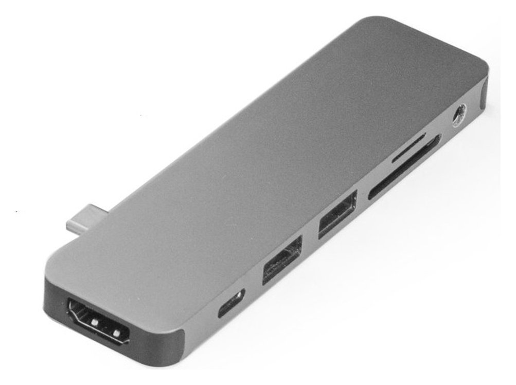 HyperDrive Duo MacBook Pro USB Type C Hub - 3 Port