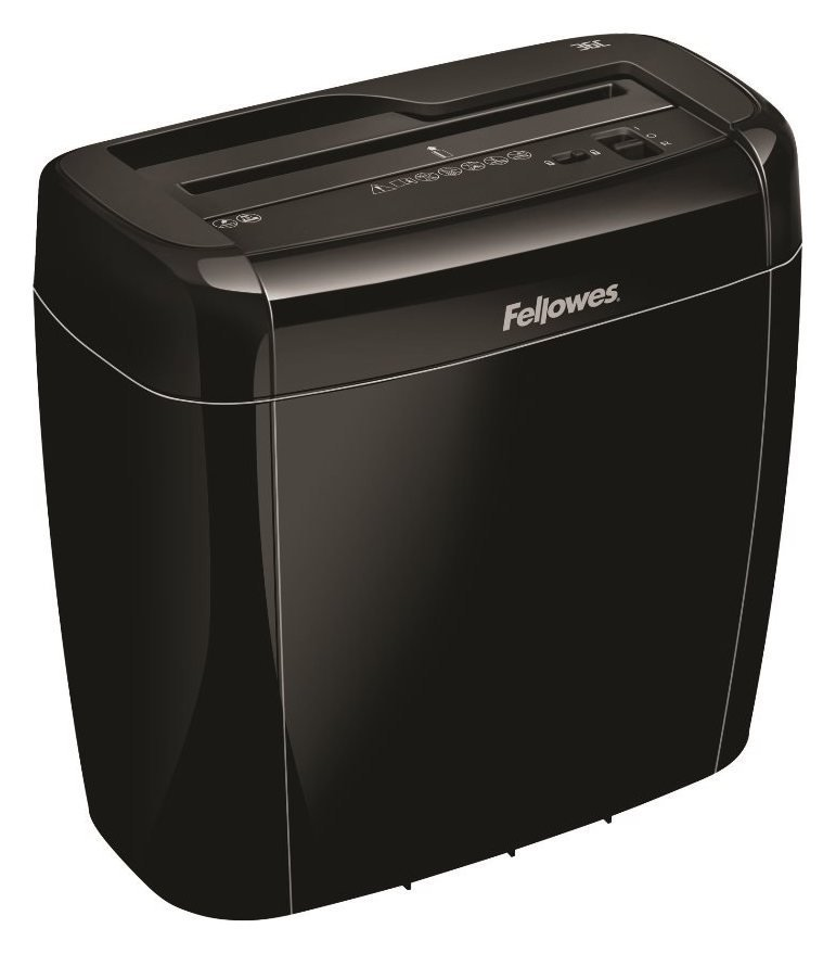 Image of Fellowes 36C 5 Sheet 12 Litre Shredder