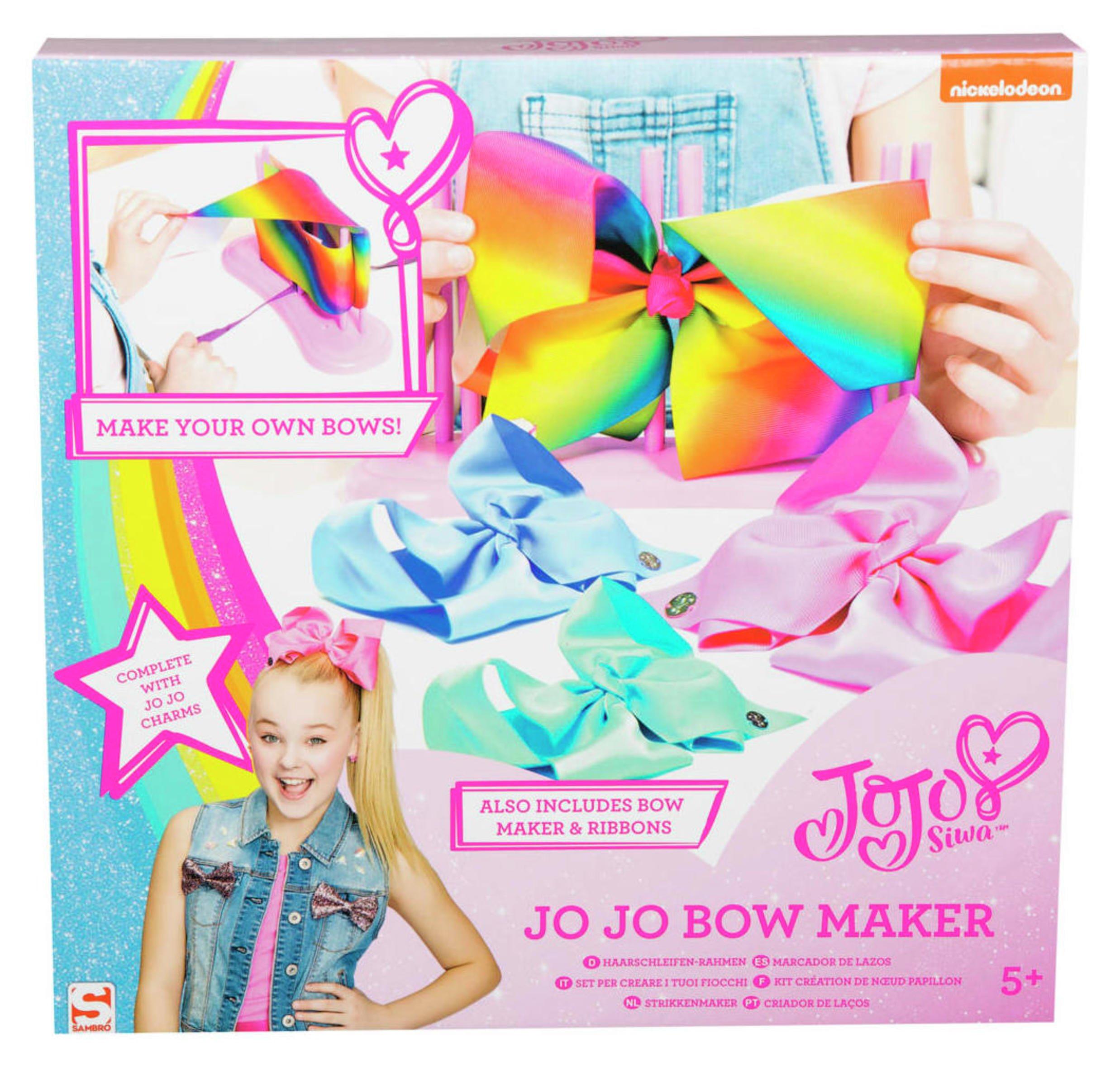 JoJo Siwa Bow Maker Set