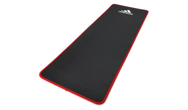 Recientemente Personal picnic  Buy Adidas 10mm Thickness Yoga Exercise Mat   Exercise and yoga mats   Argos