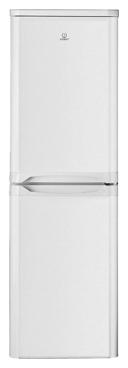 Indesit IBD5517WUK Fridge Freezer - White Best Price, Cheapest Prices