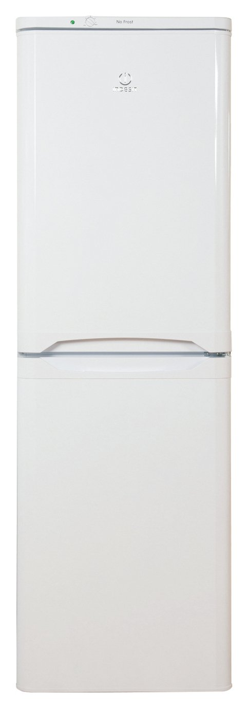 Indesit IBNF5517WUK Fridge Freezer - White Best Price, Cheapest Prices