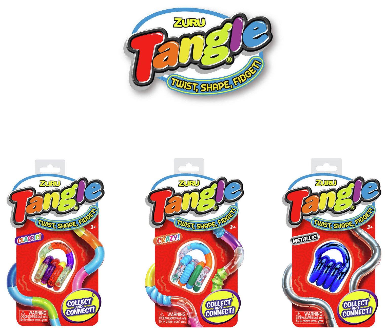 Zuru Tangle Fidget Toy - 3 Pack
