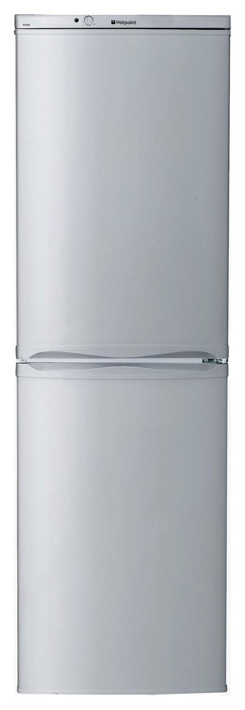 Hotpoint HBNF5517SUK Fridge Freezer - Silver Best Price, Cheapest Prices
