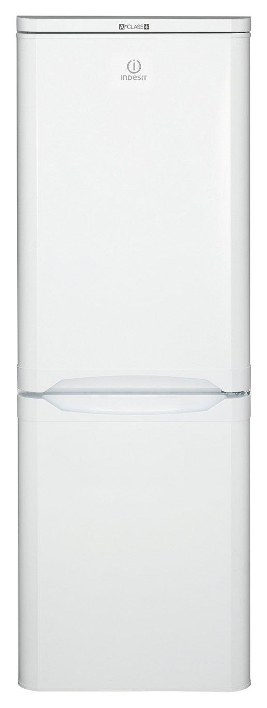 Indesit IBD5515WUK Fridge Freezer - White Best Price, Cheapest Prices