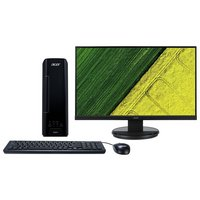 Acer Aspire XC-230 AMD A4 4GB 1TB Desktop Bundle
