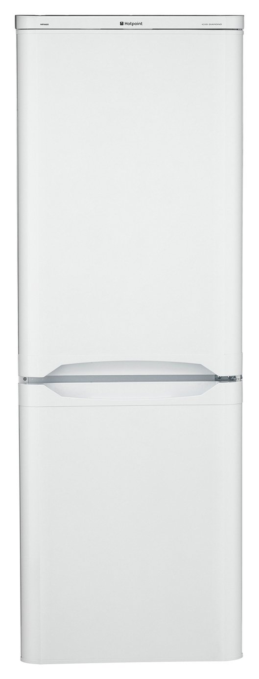Hotpoint HBD5515WUK Fridge Freezer - White Best Price, Cheapest Prices