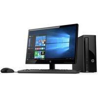 HP 22 Inch AMD E2 4GB 1TB Desktop and Monitor Bundle