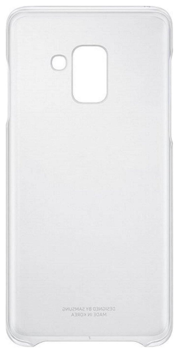 Samsung Galaxy A8 Mobile Phone Case - Clear