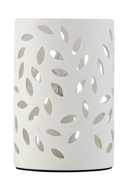 Argos Home Portia Porcelain Ceramic Table Lamp - White