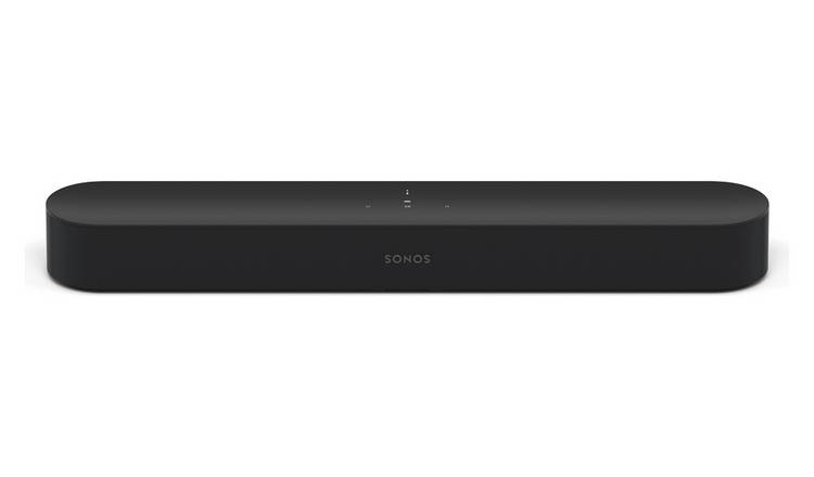 Sonos Beam Compact Smart Sound Bar - Black