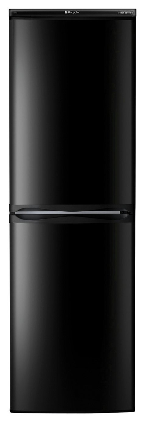 Hotpoint HBD5517BUK Fridge Freezer - Black