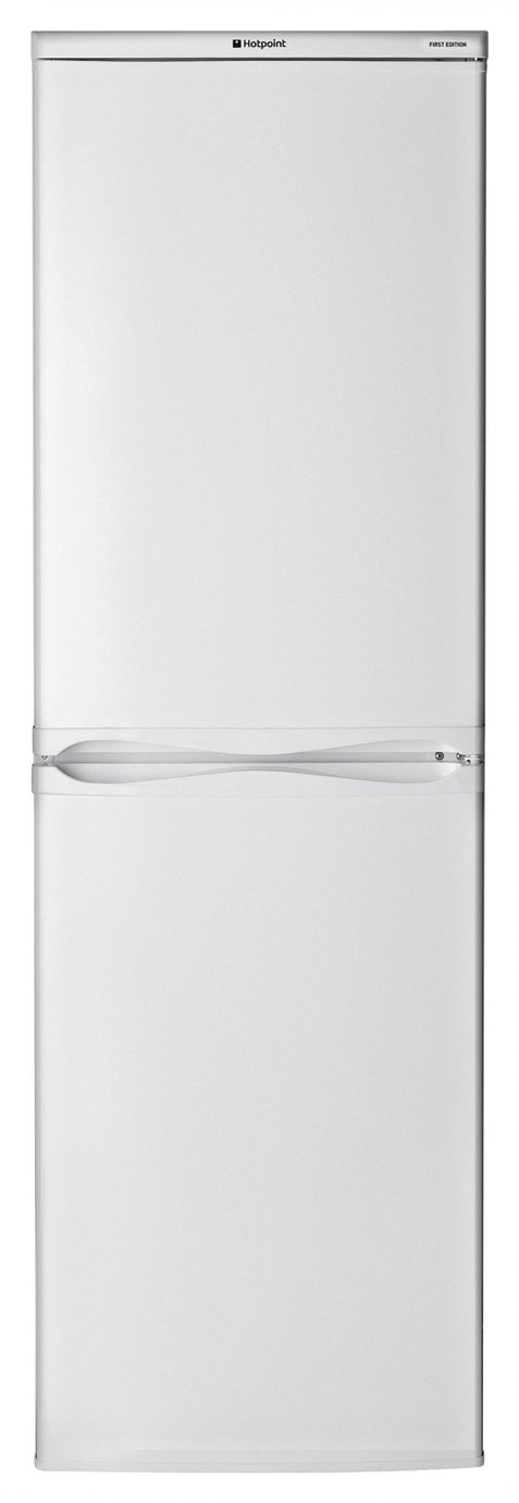 Hotpoint HBD 5517 W UK Fridge Freezer - White Best Price, Cheapest Prices