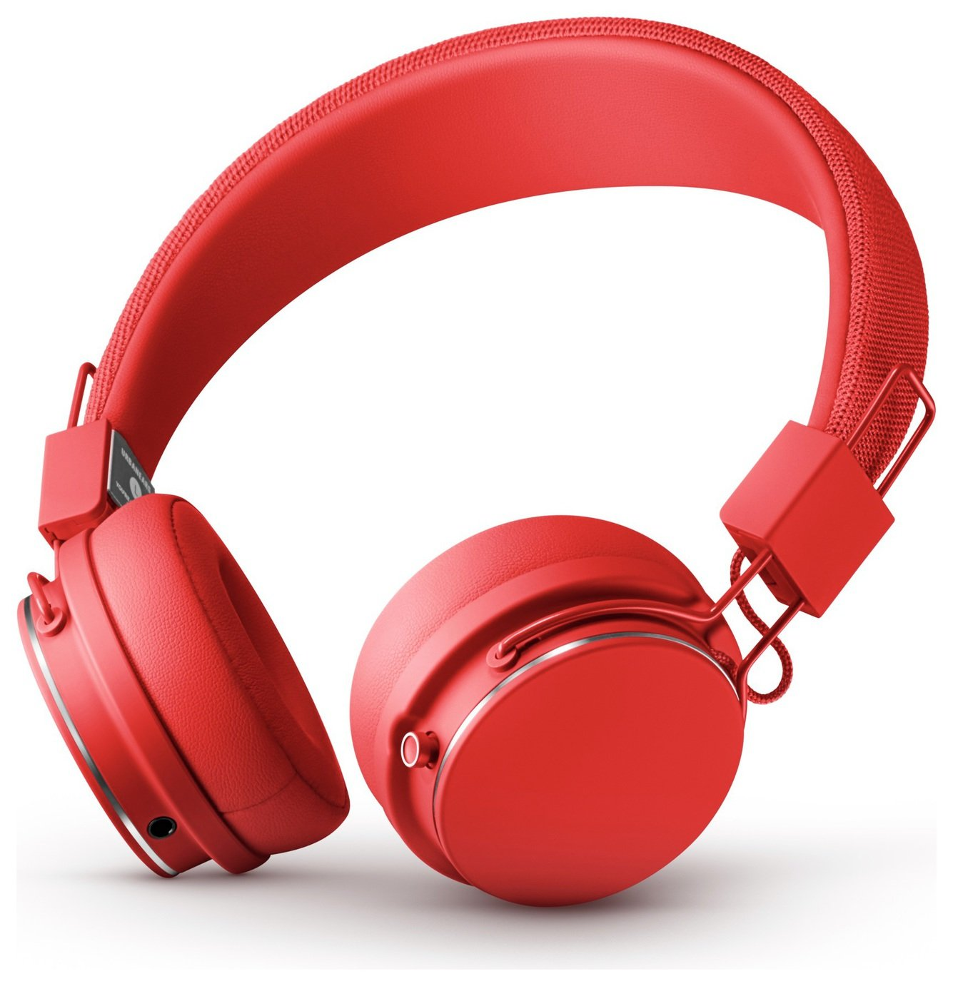 Urbanears Plattan 2 Bluetooth On-Ear Headphones - Tomato
