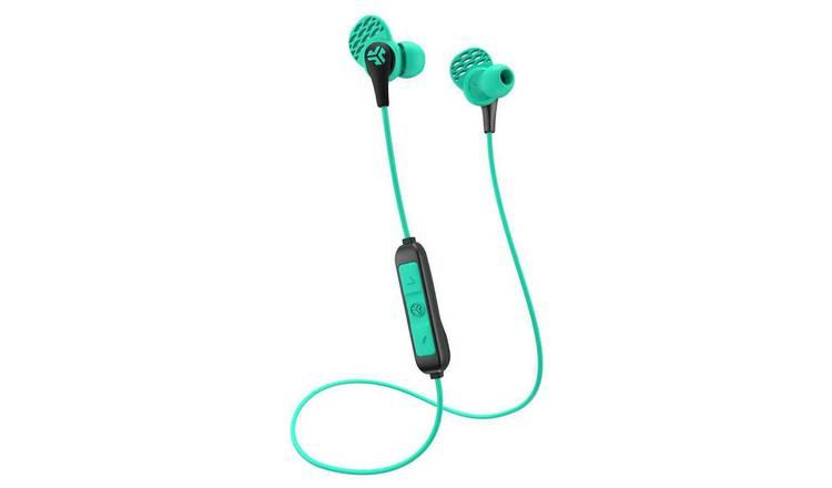 baec44009ad Buy JLab JBuds Wireless In-Ear Headphones - Teal | Headphones ...