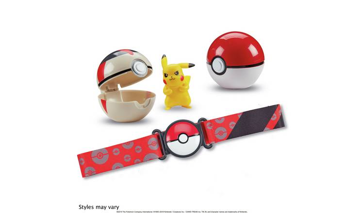 Pokemon Clip N Go Poke Ball Belt