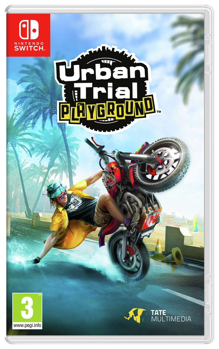Urban Trial Playground Nintendo Switch Game