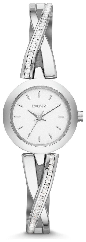 DKNY Ladies' NY2173 Crosswalk Stone Set Watch