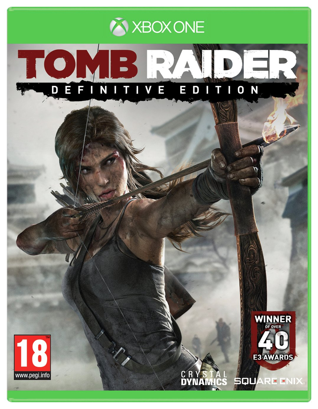 Tomb Raider: Definitive Edition Xbox One Game
