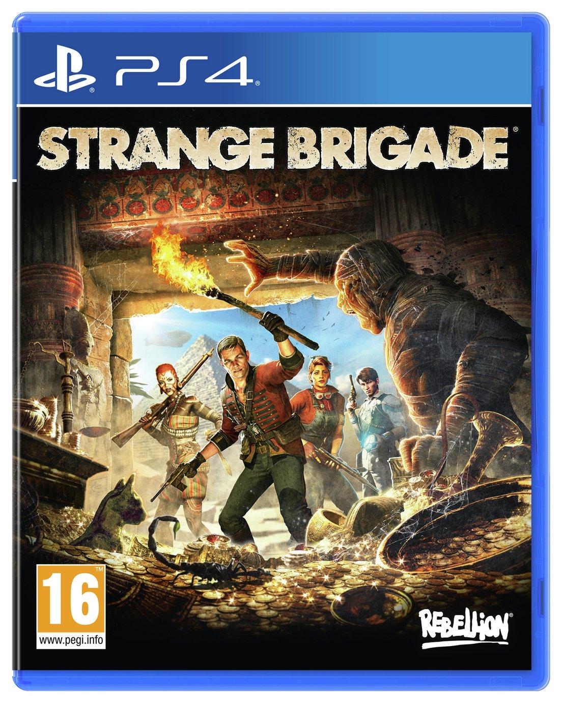 Strange Brigade PS4 Game
