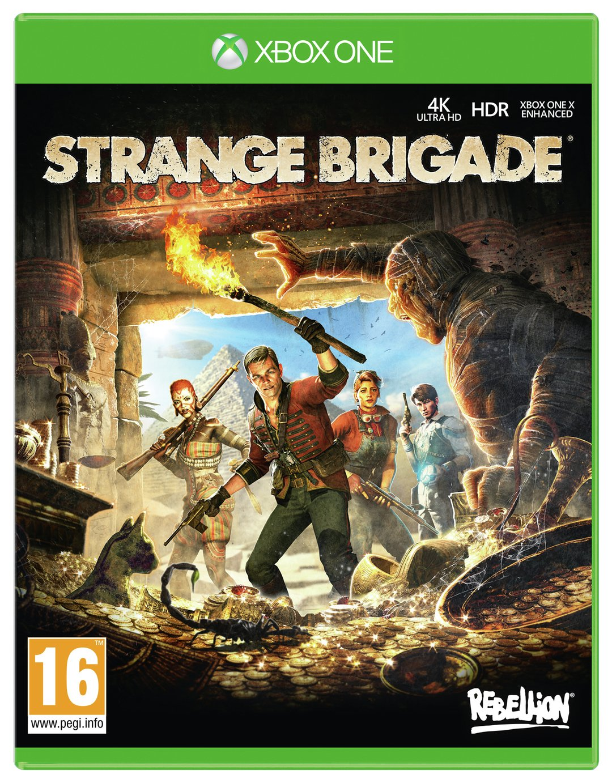 Strange Brigade Xbox One Game