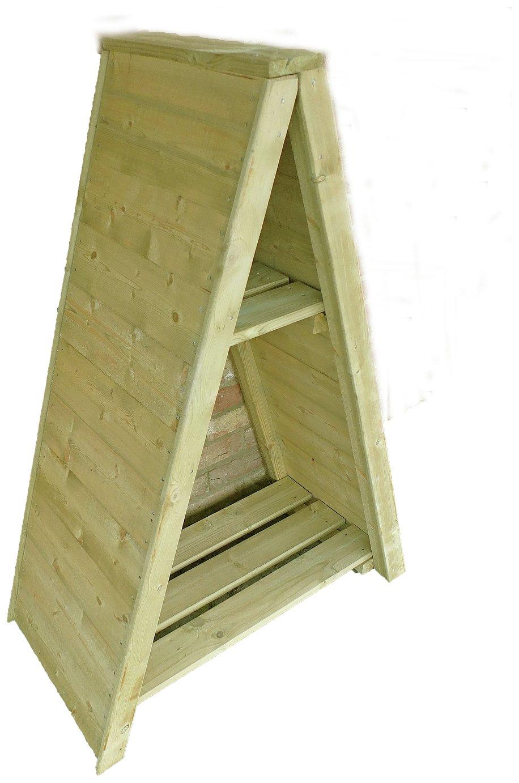 Image of Homewood Medium Triangular Log Store