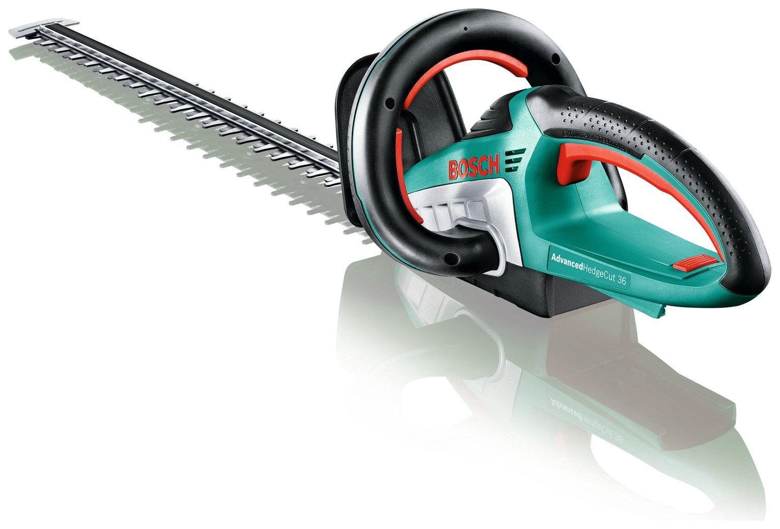 Bosch AdvandedHedgeCut 36 Cordless Hedge cutter - No Battery