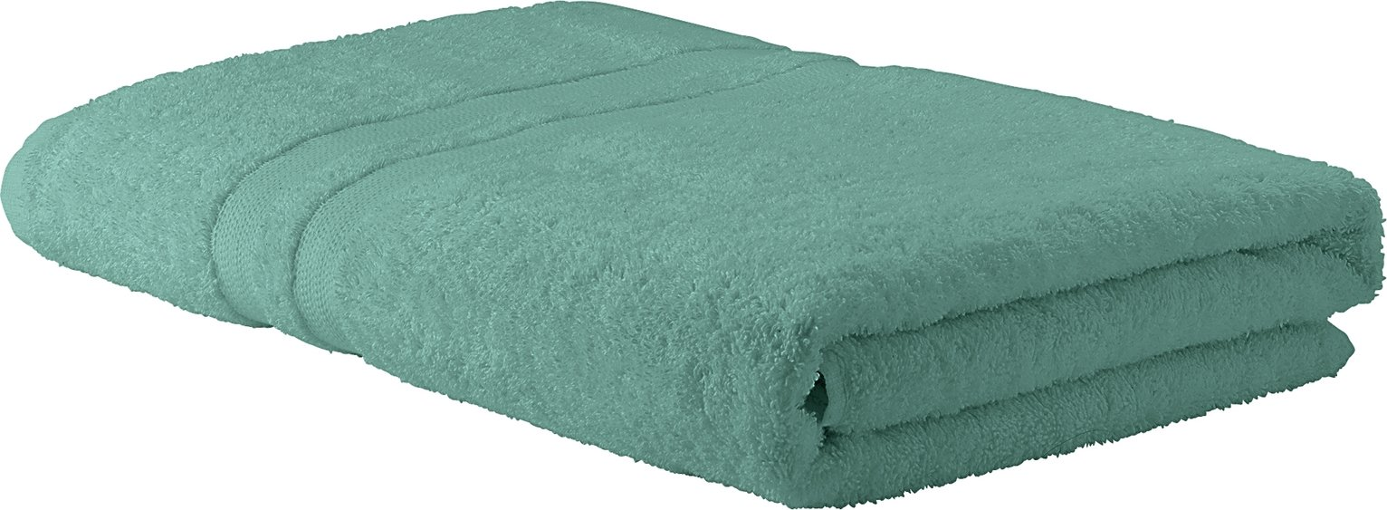 Argos Home Egyptian Cotton Bath Sheet - Egg Shell