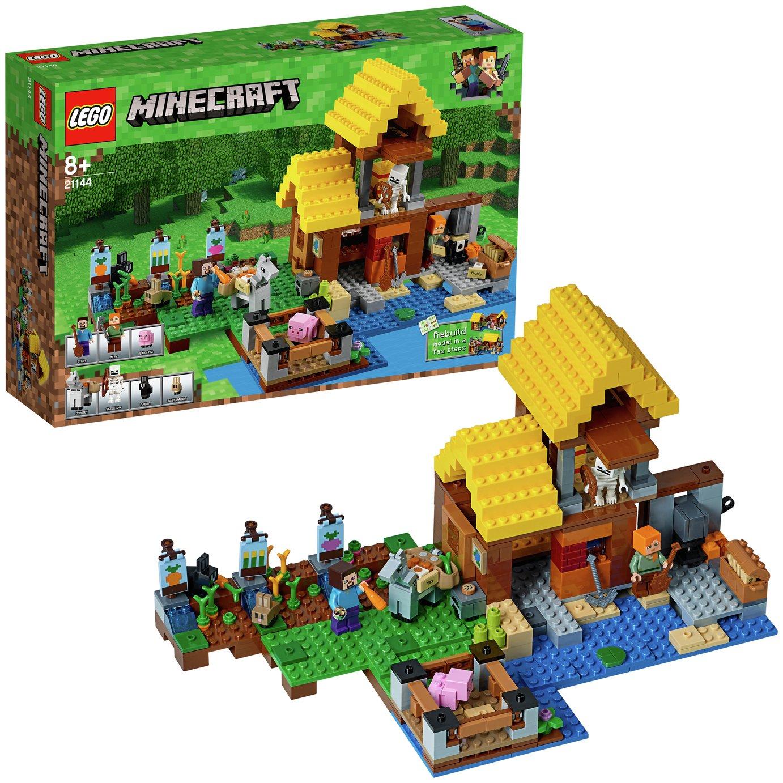 LEGO Minecraft The Farm Cottage - 21144