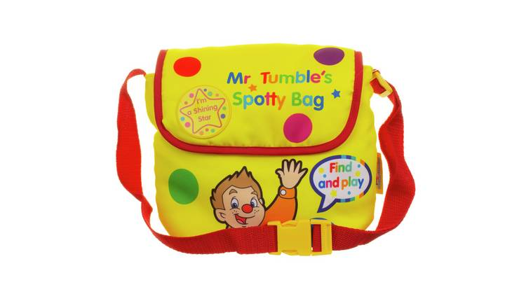 Mr Tumble's Spotty Bag Activity Bag