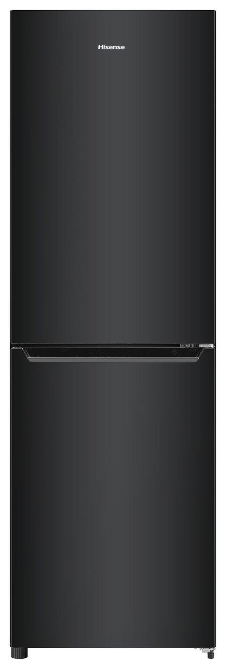 Image of Hisense RB385N4EB1 Frost Free Fridge Freezer ??? Black