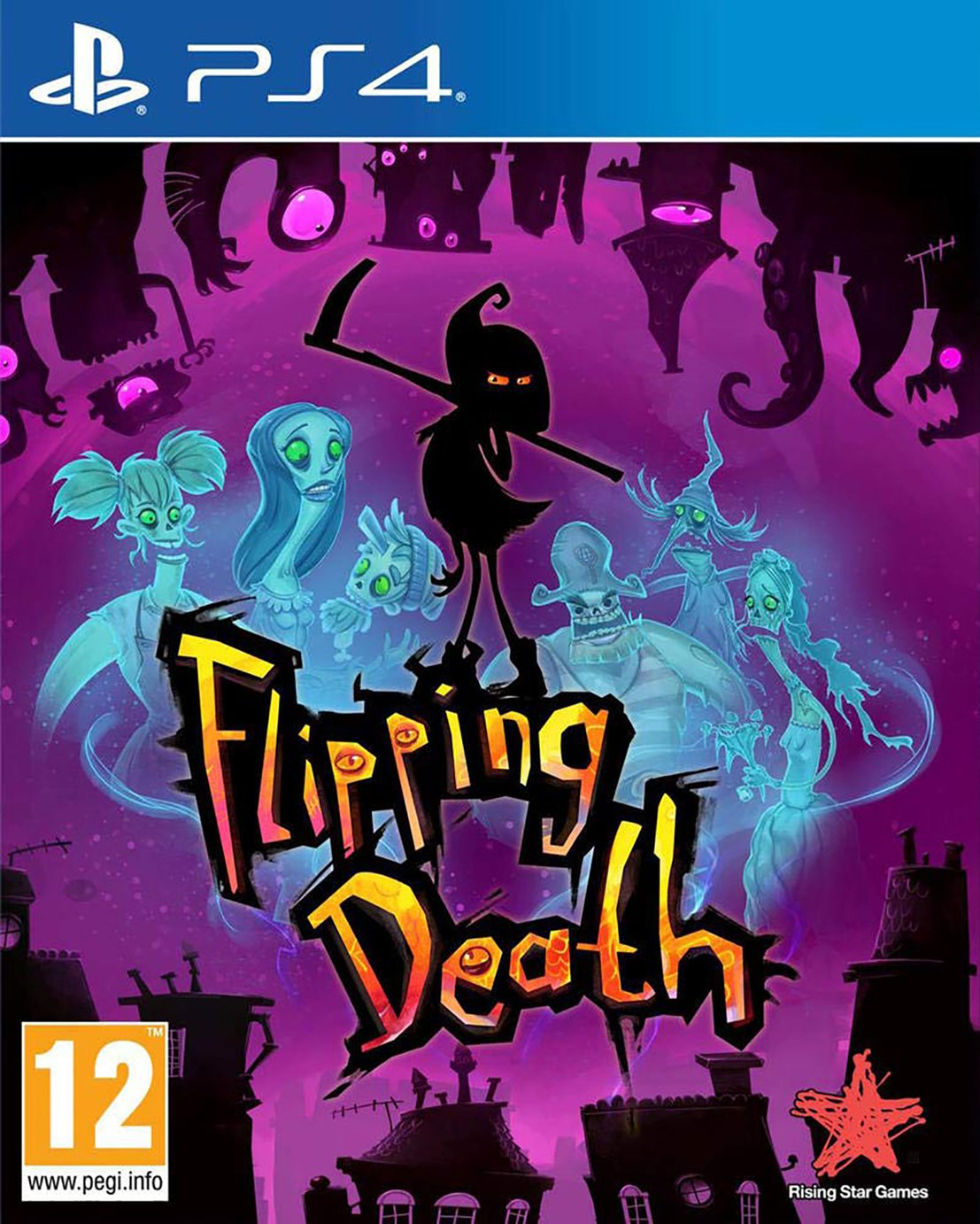 Flipping Death PS4 Game