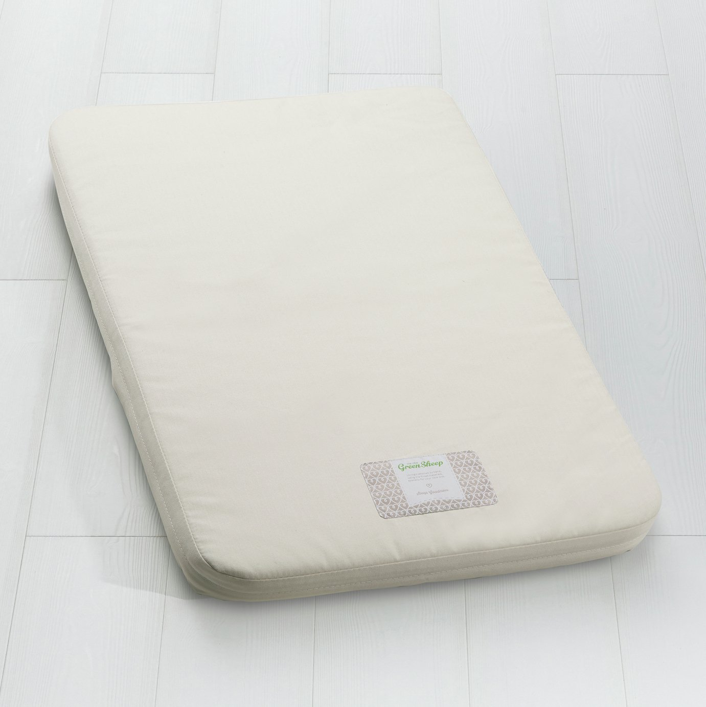 The Little Green Sheep Crib Mattress
